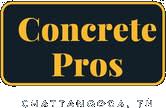 Concrete Pro Chattanooga